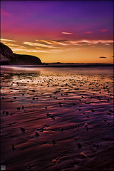 Aramoana Sunset photo by Pommedan (DG Images)