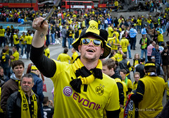 Come on you Dortmunders! photo by Sven Loach