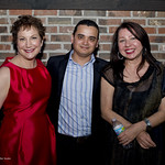 Dr. Taub, Hector Monarrez & Eva Pazola