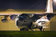 Shadow in the Night - Lockheed MC-130P Combat Shadow 66-0220 at RAF Mildenhall photo by Richard Calver - www.richardcalver.co.uk