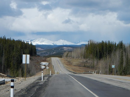 Everyday for 7 Weeks - Day8 - Hinton to Dawson Creek