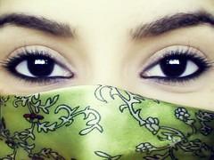 Green Turkish Hijab photo by Ƿeseɾt ϣiȵɗs