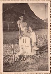 Printemps 45- Italie- Jean Bernhardt - Moiola, Italie - Col. P. Ruiz