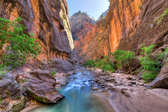 Zion National Park - The River Less Traveled photo by Jeff Krause Photography