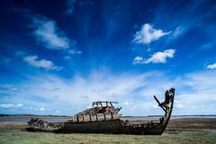 Shipwrecks - Fleetwood - Lancashire photo by adamharris1982