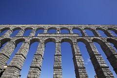 Aqueduct of Segovia - Spain photo by Francisco Aragão