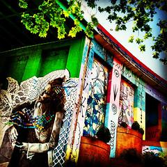 murales puente de la Salve photo by ines valor