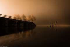 Night and fog photo by TimerTom