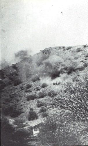 1941- Erythrée- Attaque