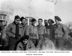 BM4- Chambarand - 1944 Decembre Charentes -  Fonds Emile Gauthier