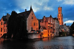 Rozenhoedkaai - Brugge photo by Jaume CP BCN