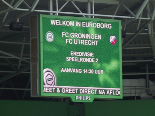 9484997671 f1eb1f1152 FC Groningen   FC Utrecht 2 0, 11 augustus 2013