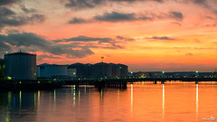 Harbor Sunset photo by BraCom (Bram)