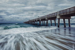 Juno Beach Park Pier (Explored) photo by DDMITR