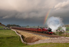 Jubilee at the end of the rainbow photo by Articdriver