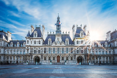 Hôtel de ville photo by Guillaume Chanson