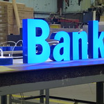 Signage Manufacturing