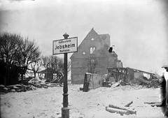 Alsace- 1945 janvier  - Jebsheim