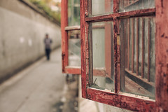 window of opportunity~ Shanghai photo by ~mimo~