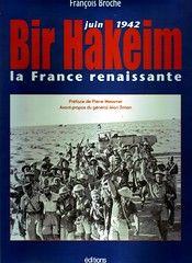 Bir Hakeim - La france renaissante par François Broche