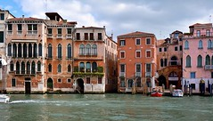 Venice : View from Fondamenta Riva di Biasio photo by Pantchoa