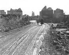 Alsace- Colmar 8 février 1945 - source : nara