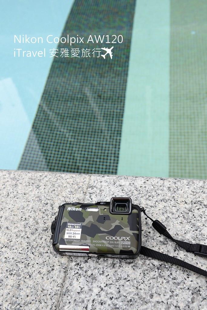 防水相机 Nikon Coolpix AW120 12