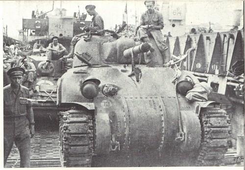 1944- Provence- Débarquement de Cavalaire