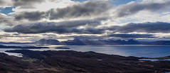 Cuillin Panorama [Explore] photo by AnnieMacD
