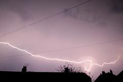 Lightning photo by TR7 man