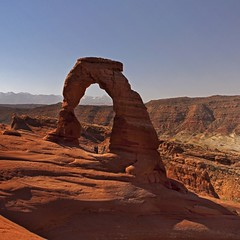 Delicate Arch photo by Beatrycze.