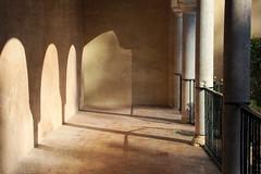 One unadorned corner in el Real Alcázar de Sevilla photo by suzanne.gibson