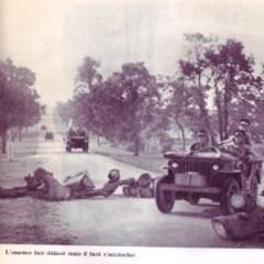 RFM- 1944 - Remontée vrs Lyon