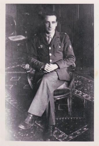 Dolleren- Oct 44 Lt Jacques de Fontgalland tué à Dolleren le 23 nov 44- Revue Patrimoine Doller