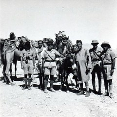 BM 2- Syrie- Qara 20 juillet 1941 -RAFFALI CECCALDI AMIEL LAPORTE RIFF GABARD CAYREL- Fonds Amiel