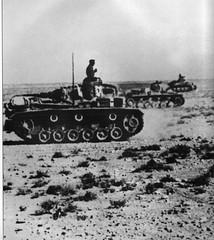 1942- Bir Hakeim - Encerclement par l'Afrika korps
