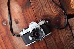 PENTAX SPll+Schneider Retina-Xenon 50mm f1.9 photo by 咖啡豆(一個人假裝在旅行)
