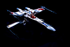 X-Wing Lego photo by Playadura*