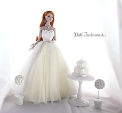 Poppy Parker Wedding 2013 photo by Doll Fashionista