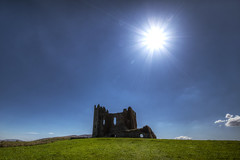 Ballycarbery Castle photo by Gareth Wray Photography - Thanks = 5 Million Hits