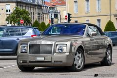Rolls-Royce Phantom Drophead Coupé photo by Alexandre Prévot