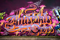 CHUStakis Oners @GraffAlot | Houston Graffiti | #HPW 2013-011 photo by @iseenit_RubenS | R.Serrano Photography