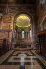 Baptistry, Belfast Cathedral *Explored* photo by Hans Kool