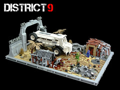 District 9 - Evacuation photo by Disco86