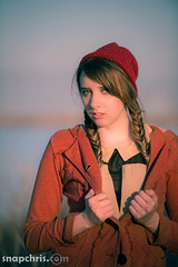 Pretty fashion portrait of a beautiful teen girl photo by tibchris