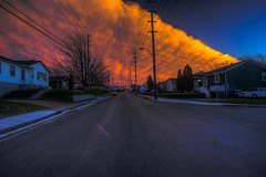 Cloud Front HDR photo by Zach Bonnell