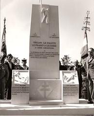 La Garde- Monument 1ere DFL