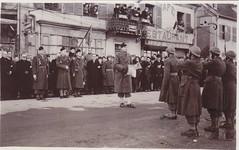 Franche Comté - 1944 - Giromagny - Commandos d'Afrique Fonds. Gérard Galland