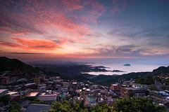 九份山城 photo by 郁軒的爸爸