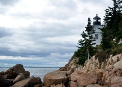 Bass Harbor Lighthouse, Maine photo by hms831